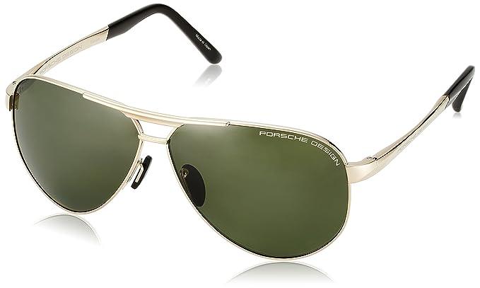 9b1a2a63f4 Image Unavailable. Image not available for. Color  Porsche Design P8649 B Designer  Men s Sunglasses ...