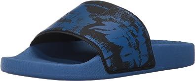 Black//Anthracite 9 M US Diesel Mens a-Lohha SA-Maral Slide Sandal