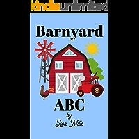 Barnyard ABC (Alphabet Book, Baby Book, Toddler Book, Children's Book Book 1)