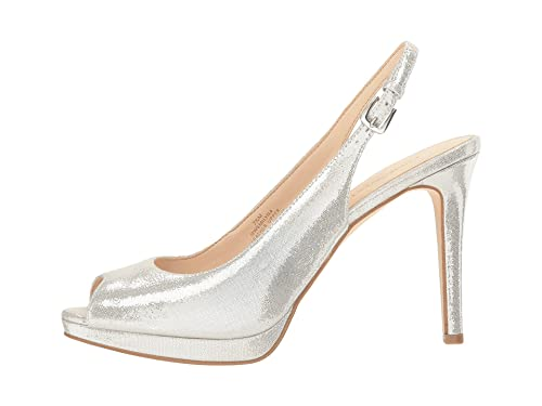 Nine West Women's Emilyna Metallic Platform Pump