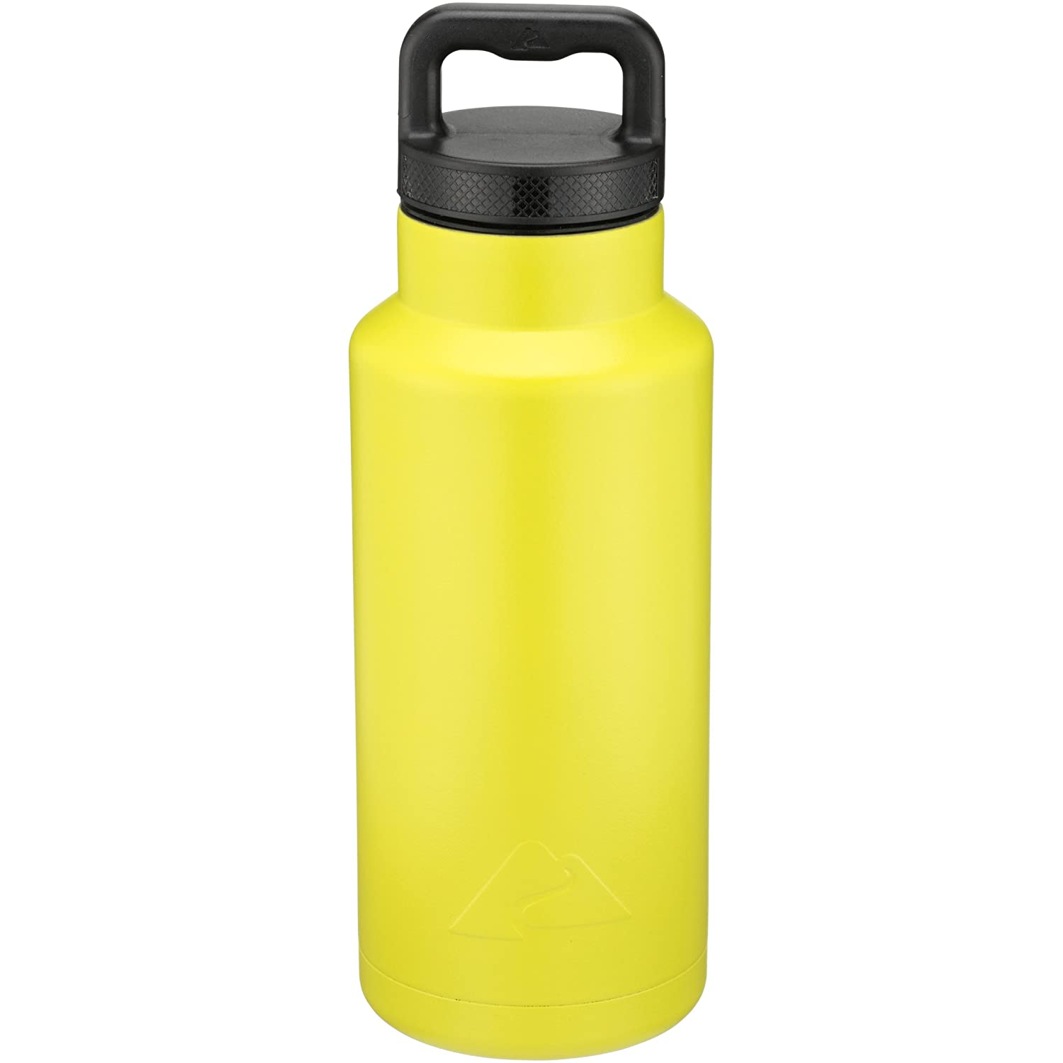 f4e1797949 Amazon.com   Ozark Trail Double Wall Stainless Steel Water Bottle 36oz  Chili Lime: Glassware & Drinkware