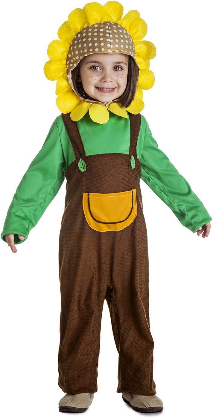 Disfraz de Girasol Infantil (1-2 años): Amazon.es: Juguetes y juegos
