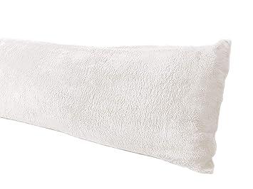 Amazon.com: Funda de almohada extrasuave para el cuerpo ...