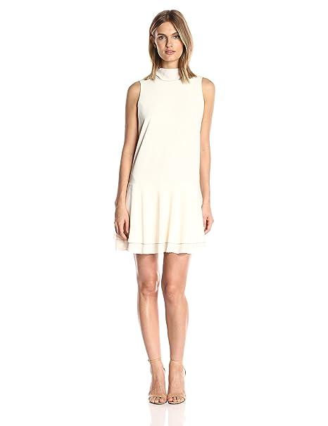 cf502e3f068f7e Cooper   Ella Women s Pico Stitch Alyson Dress  Amazon.in  Clothing    Accessories
