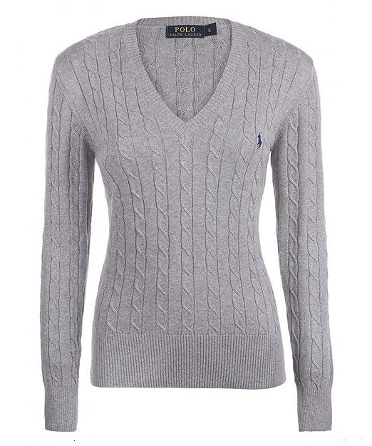 l'ultimo 78f46 04dff Ralph Lauren - Maglione - Donna: Amazon.it: Abbigliamento