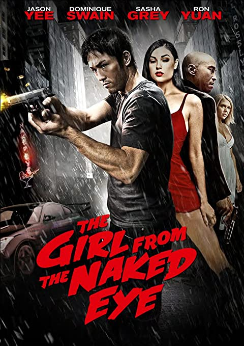 Amazon.com: Girl From the Naked Eye: Jason Yee, Samantha