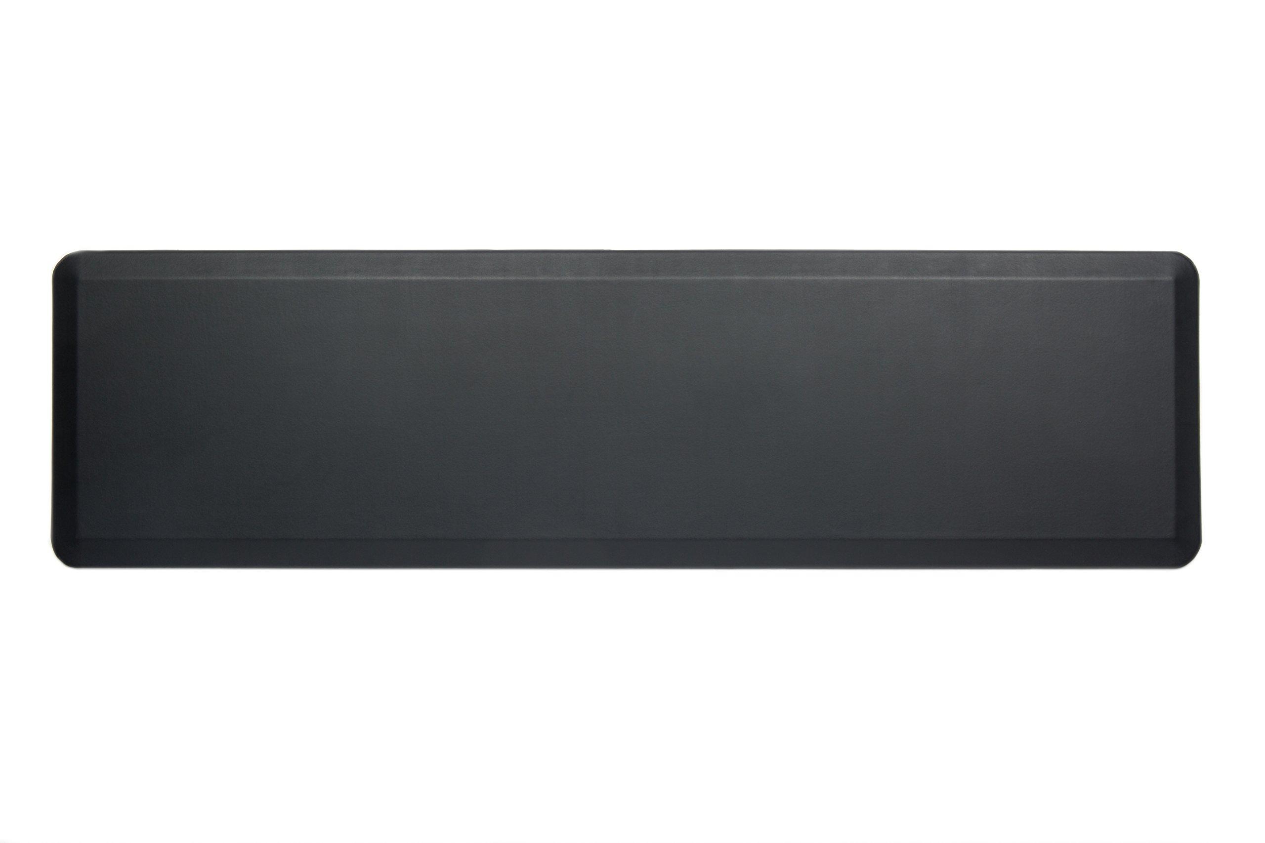 Imprint Comfort Mats CumulusPRO Professional Grade Mat, 20'' x 72'' x 3/4'', Black by Imprint® Comfort Mats