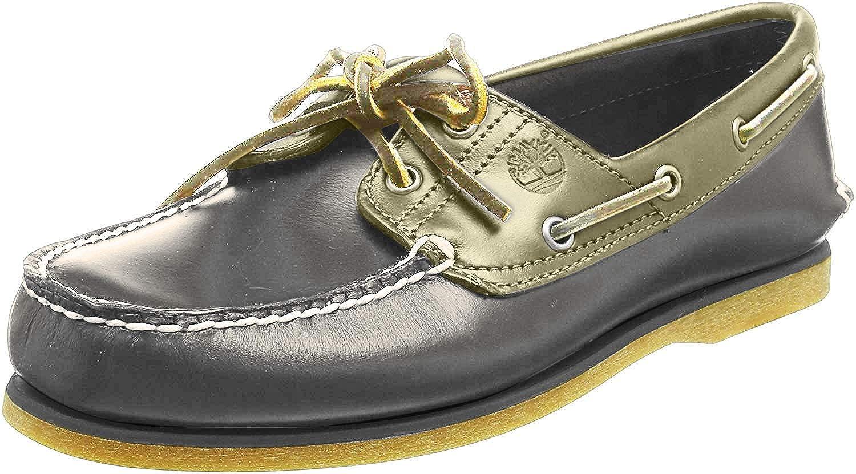 Timberland Mens Classic 2-Eye Boat Shoe