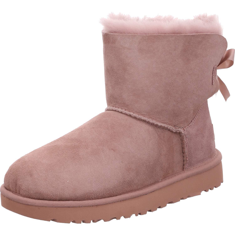 50dee7ac672 UGG - Boots Mini Bailey Bow II - Dusk, Size:8 UK