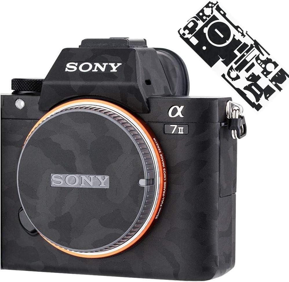 Adhesivo de protección antiarañazos para cámara Sony Alpha A7 II ...