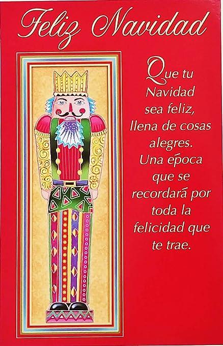 Feliz navidad wishes spanish