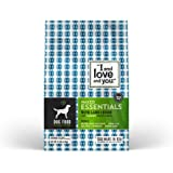 """""""I and love and you"""" Naked Essentials Lamb & Bison Grain Free Dry Dog Food, 11 LB"""