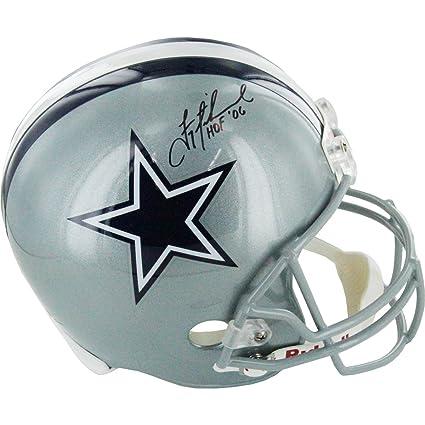huge discount 5bca7 1a6a6 NFL Dallas Cowboys Memorabilia Troy Aikman Autographed ...