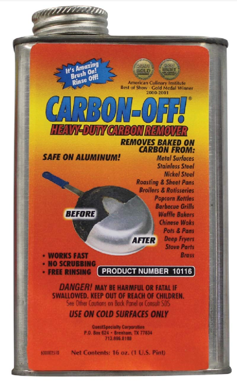 Discovery Products Carbon Off Cleaner (16-Ounce Pint)