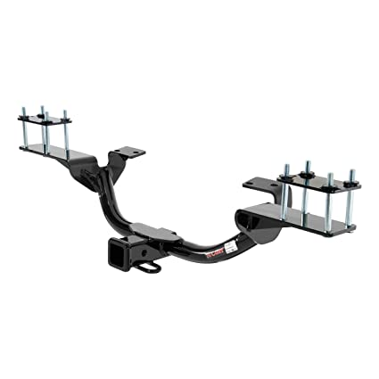 CURT 13102 Class 3 Trailer Hitch, 2-Inch Receiver for Select Mercedes-Benz  GL350, GL450, GL500 and ML350