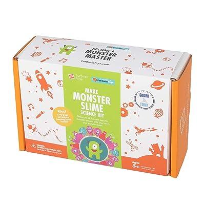 Surprise Ride Make Monster Slime Science Kit STEM Learning: Toys & Games