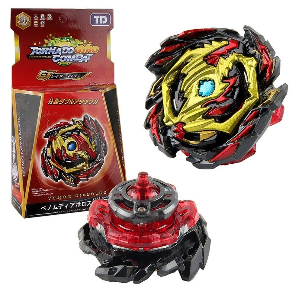 Alloy gyro Toy INUO Burst gyro god Series Handle Puller