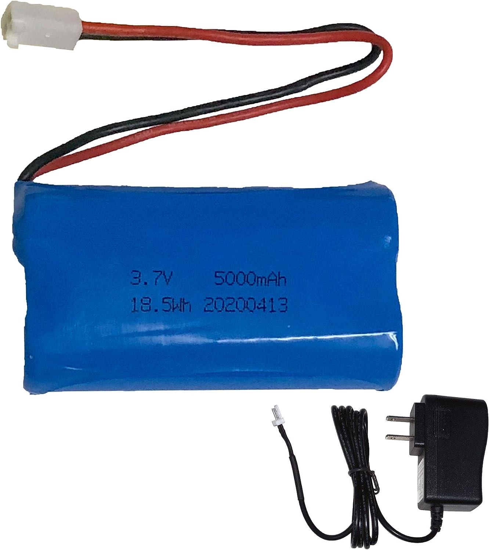 Silverline 5 W COB DEL intégré recharageable Batterie au LITHIUM Torche Light 3.7 V