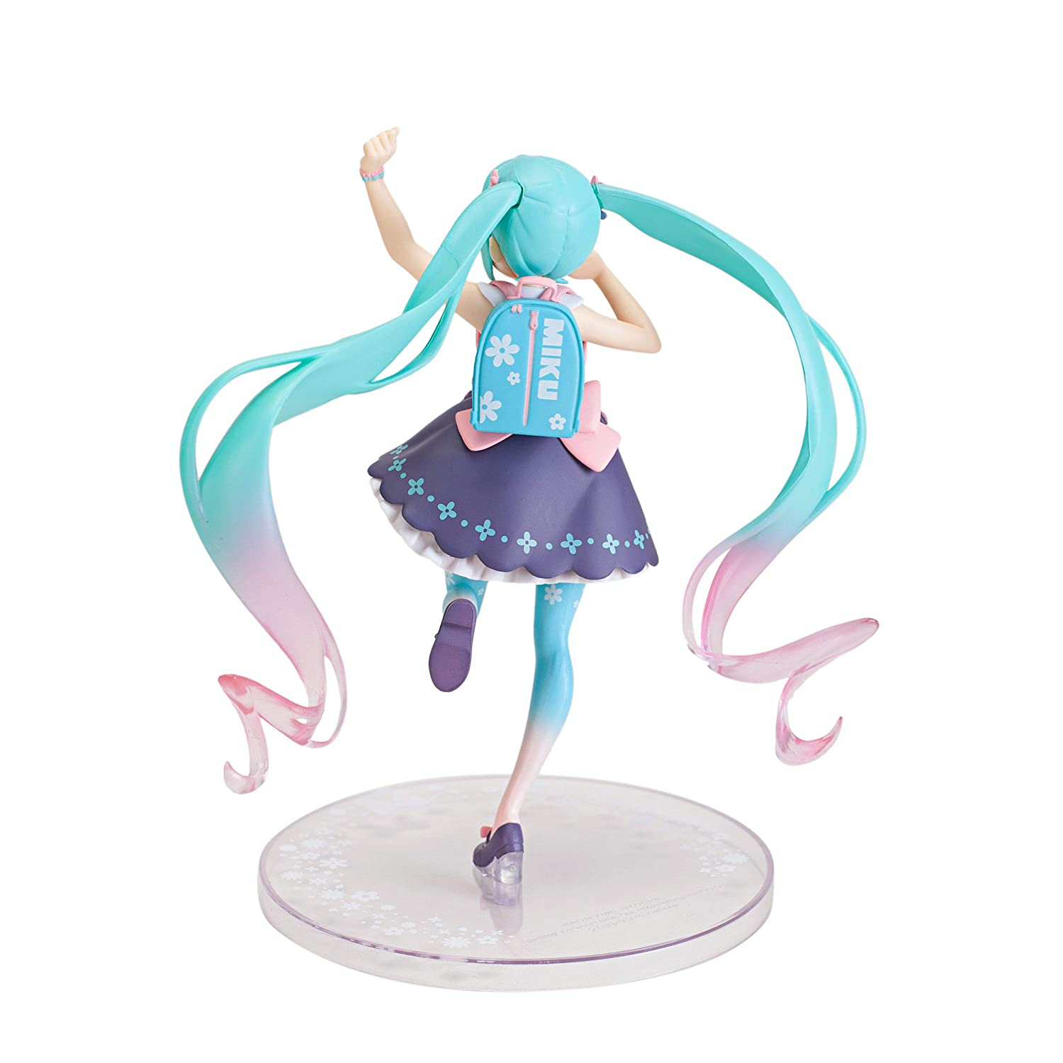 Taito Original Spring Clothes 7 Hatsune Miku Action Figure Matching World SG/_B079FND4T9/_US