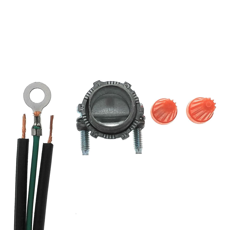 Amazon.com: Insinkerator Power Cord Kit, Garbage Disposal Power Cord ...