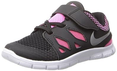 f0eb149b4aa28 Nike Free 5.0 Bébé Noire Noir 27  Amazon.fr  Chaussures et Sacs