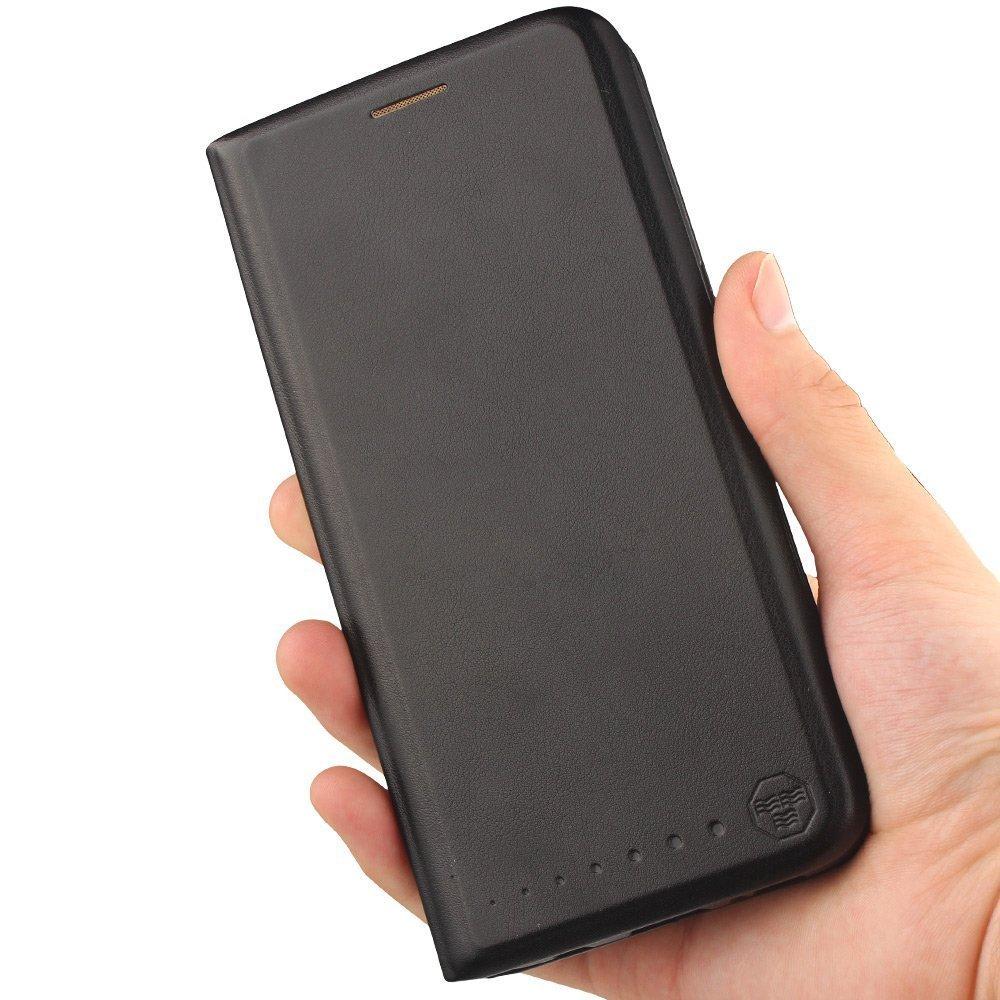 Nouske Custodia a portafoglio per Samsung Galaxy S7 Edge/Guscio ...