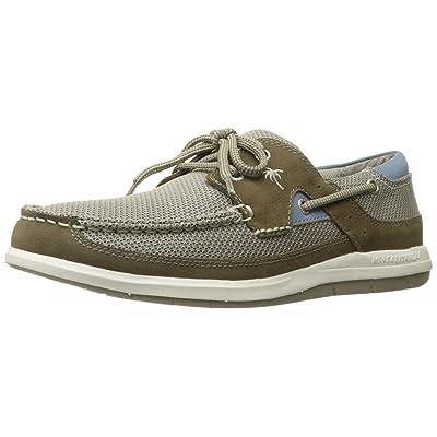 Margaritaville Men's Undertow Boat Shoe | Loafers & Slip-Ons