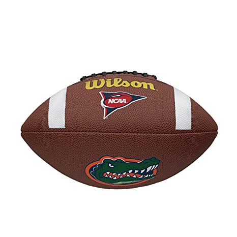 the best attitude 16d17 ca26e Wilson NCAA Florida Gators Team Composite Football