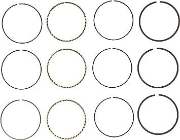 Hastings 2M665 4-Cylinder Piston Ring Set