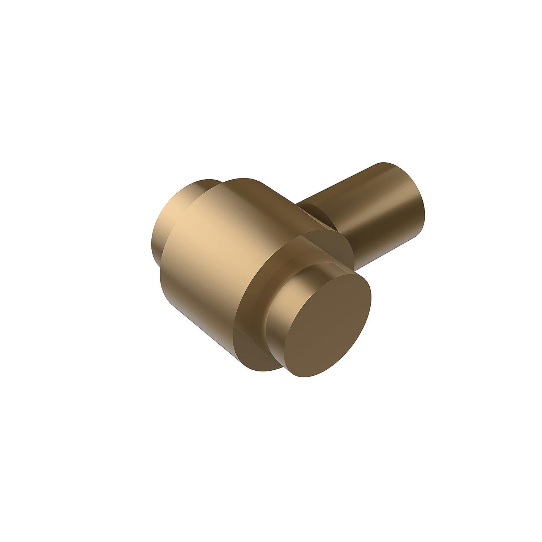 Allied Brass J-10-BBR 1-1//8 Inch Cabinet Knob Brushed Bronze