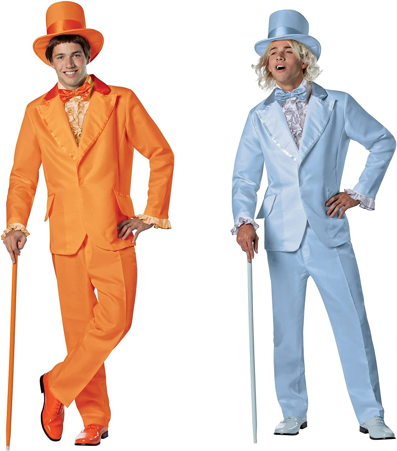 Dumb and Dumber Harry & Lloyd Costume Bundle