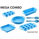 Amazon Com Chef N Sweet Sheet 3 In 1 Silicone Mat Baking