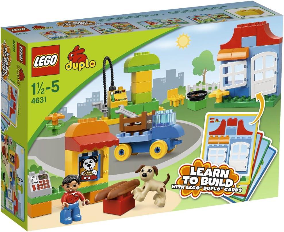 Lego Duplo - Mi Primera construcción (4631): Amazon.es: Juguetes y ...