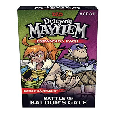 Dungeon Mayhem: Battle for Baldur's Gate: Toys & Games