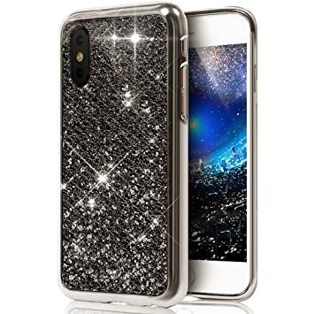 coque brillante iphone x