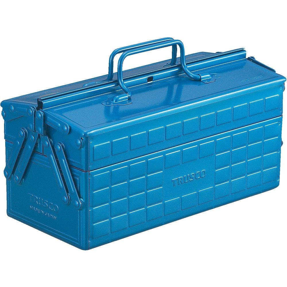 Trusco ST-350-B 2-Level Toolbox