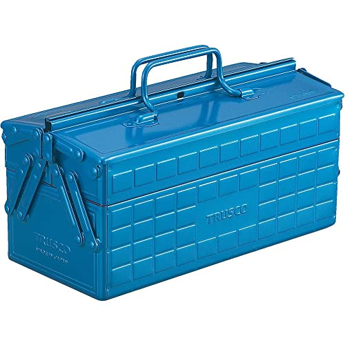トラスコ 2段工具箱