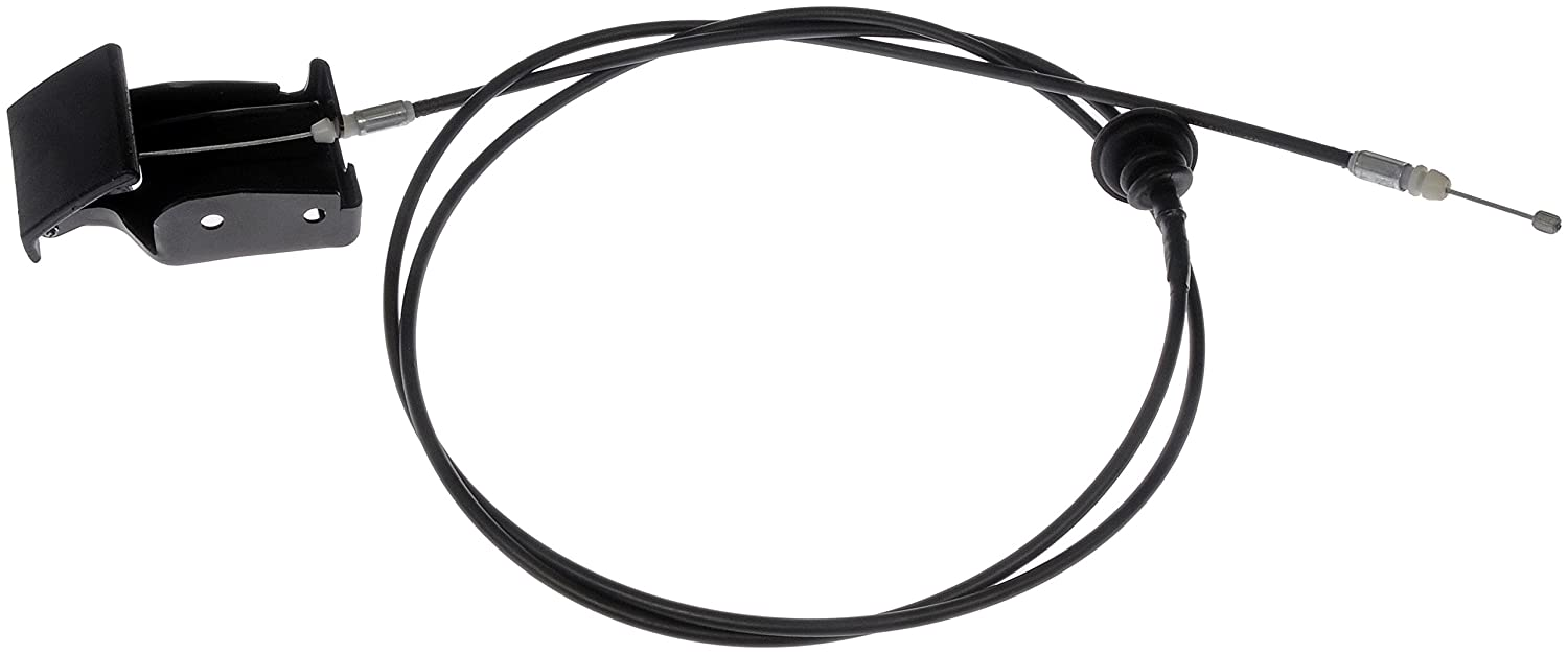 Dorman 912-095 Hood Release Cable with Handle Dorman - OE Solutions