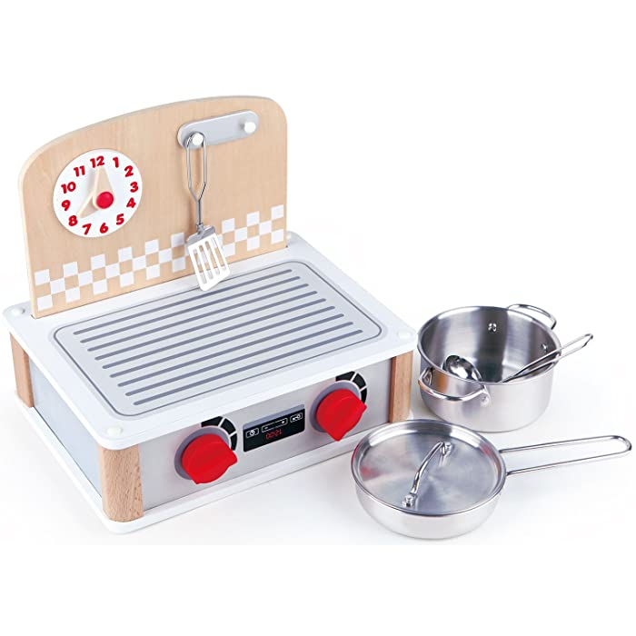 The Best Small Wood Kitchen For Kids