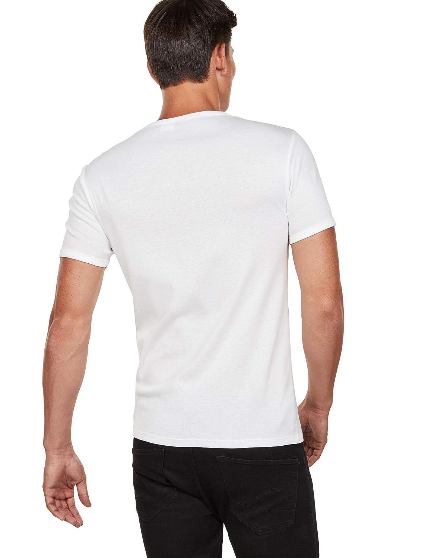 G-STAR Base r t s//s 2-pack T-shirt da uomo