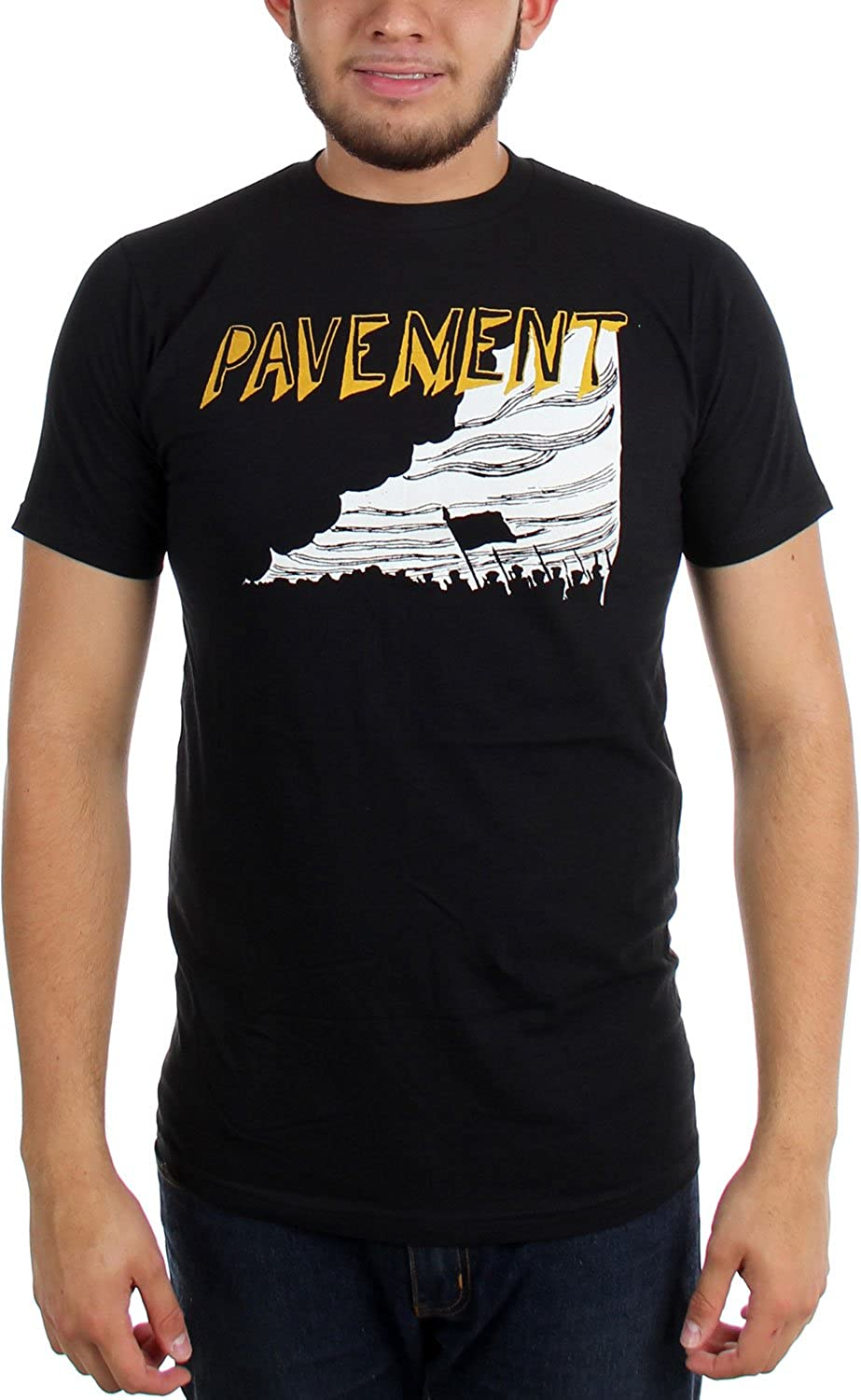 Pavement - Mens Army T-Shirt