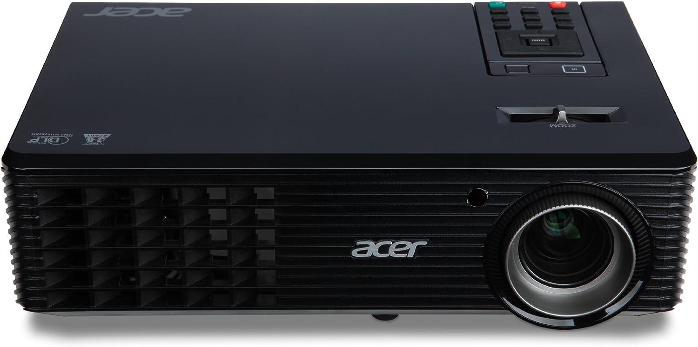Acer X1163 DLP 3D Projector (Black)