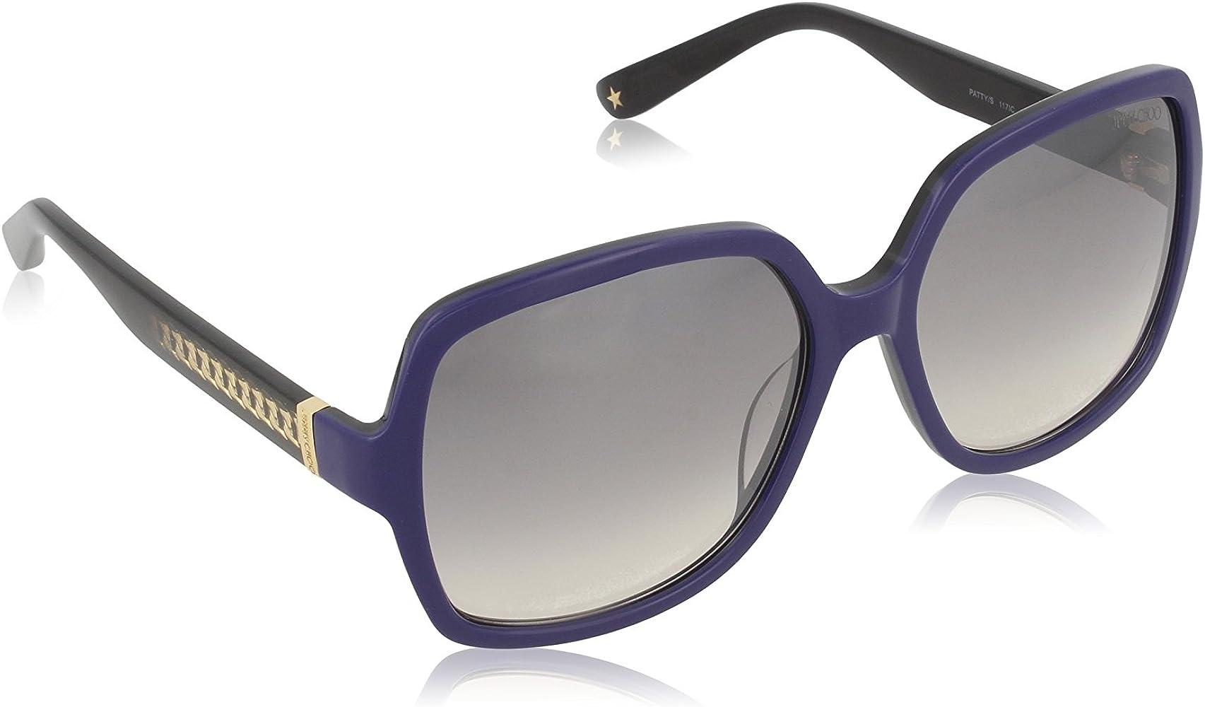 Jimmy Choo Gafas de Sol PATTY/S IC 117 59 (59 mm) Azul ...