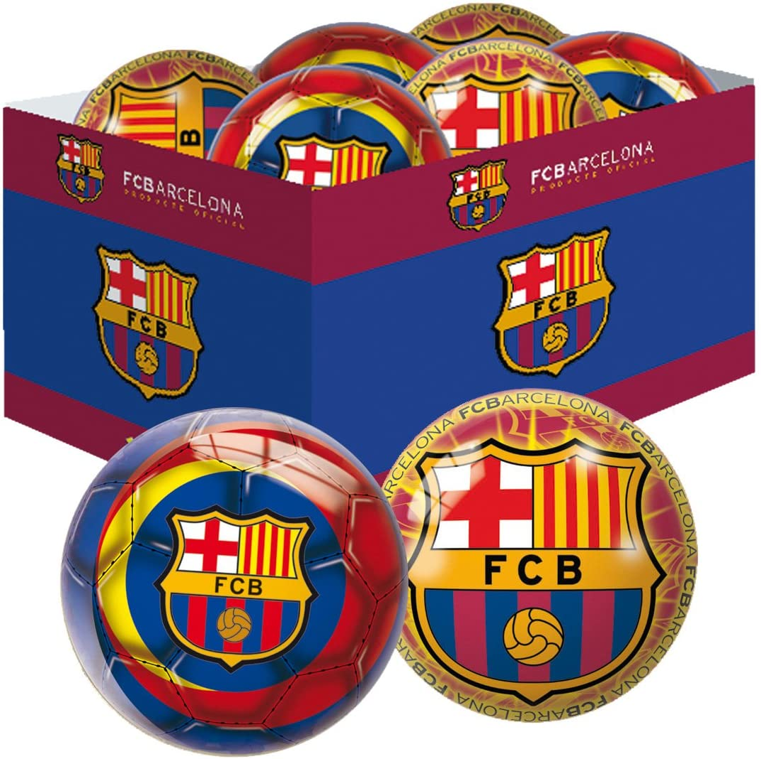 Unice Toys F.C. Barcelona Pelota (502149): Amazon.es: Juguetes y ...