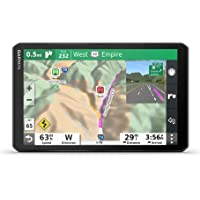 """$399 » Garmin RV 890, GPS Navigator for RVs with Edge-to-Edge 8"""" Display, Preloaded Campgrounds,…"""