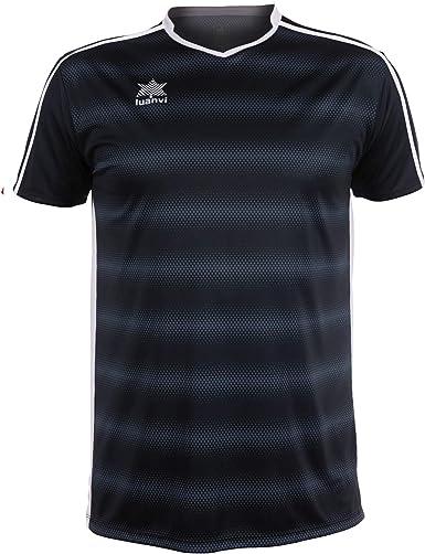 Luanvi Olimpia Camiseta de Fútbol, Hombre: Amazon.es: Ropa y ...