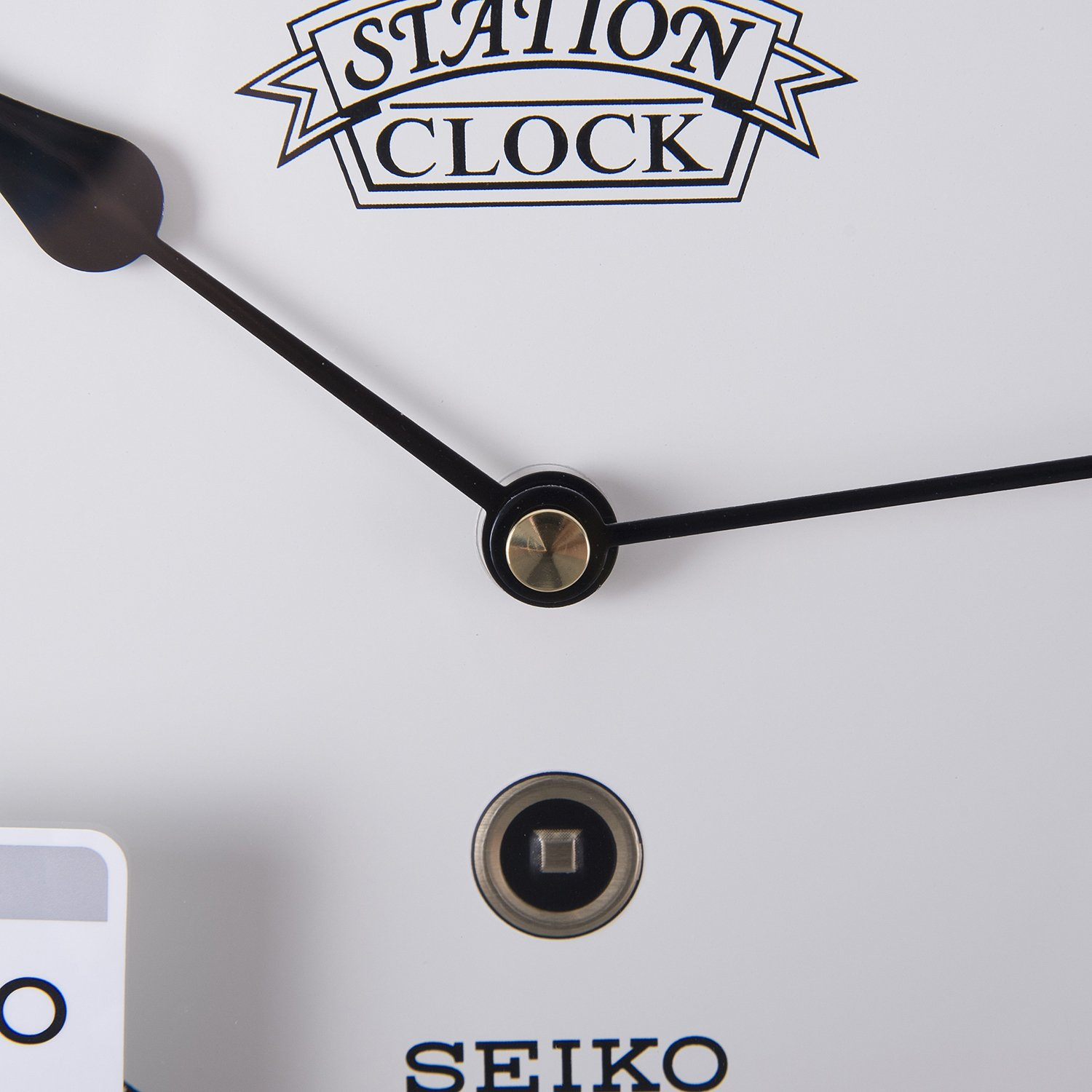 Buy Seiko Wall Clock 314 Cm X 314 Cm X 44 Cm Brown Qxa143bn