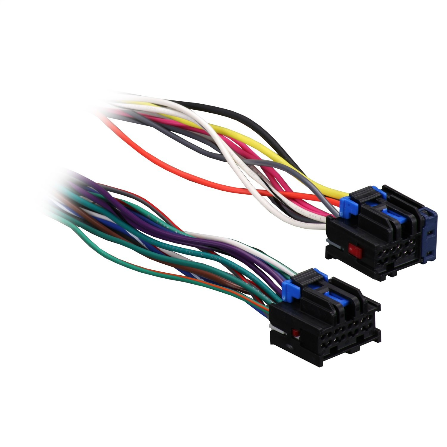Amazon.com: Metra Reverse Wiring Harness 71-2104 for Select GM Vehicles  14/16 Way: Cell Phones & Accessories