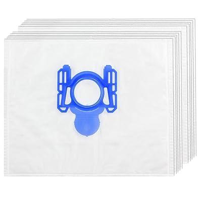 Spares2go Chiffon de nettoyage en microfibre Sacs pour aspirateur Electrolux (lot de 10)