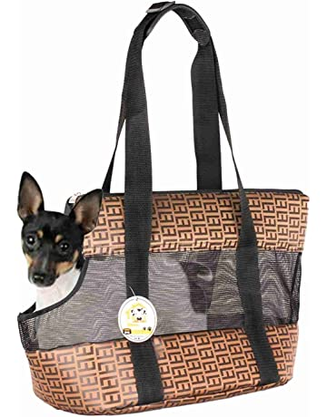 c9d6d1b4161 Travel Pet Carrier Purse By ANGEL DOGGY- Small Dog   Cat Polyester Travel  Tote-